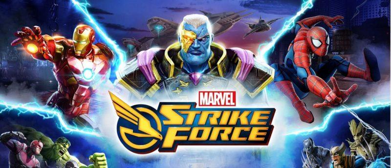MARVEL Strike Force 5.2.1 Mod Apk (Unlimited Energy) Hack Download