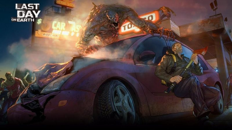 Last Day on Earth: Survival 1.17 Mod Apk (Unlimited Everything) Latest Download