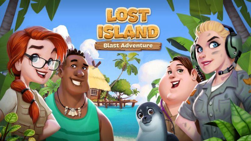 Lost Island: Blast Adventure 1.1.830 Mod Apk (Unlimited live) Download