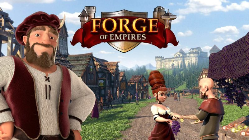 Forge of Empires Mod Apk 1.200.15 (Unlimited Diamonds) Download Latest Version