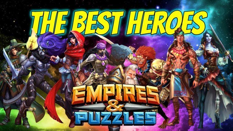 Empires & Puzzles: RPG Quest 34.0.0 Mod Apk (Unlimited Money) Latest Version Download