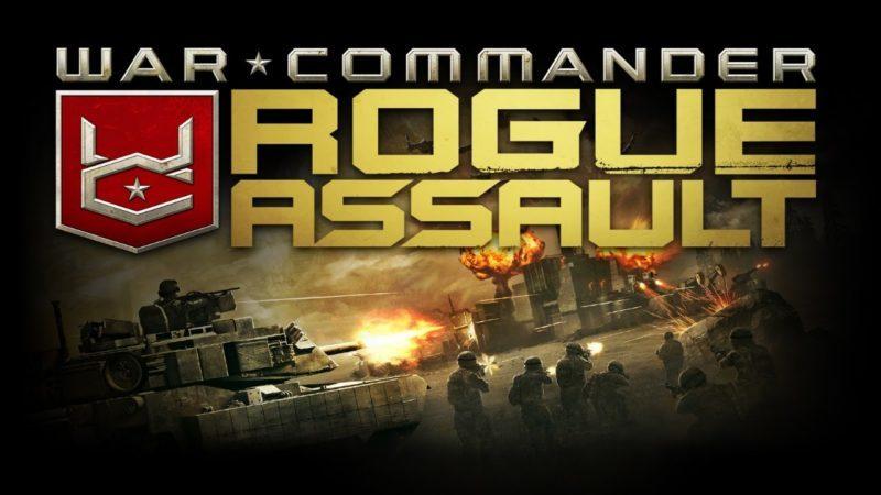 War Commander: Rogue Assault 3.8.3 Mod Apk (Unlimited Money) Latest Version Download