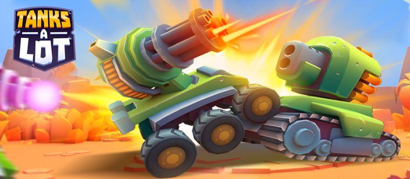 Tanks A Lot! 2.82 Mod Apk (Money) Latest Version Download