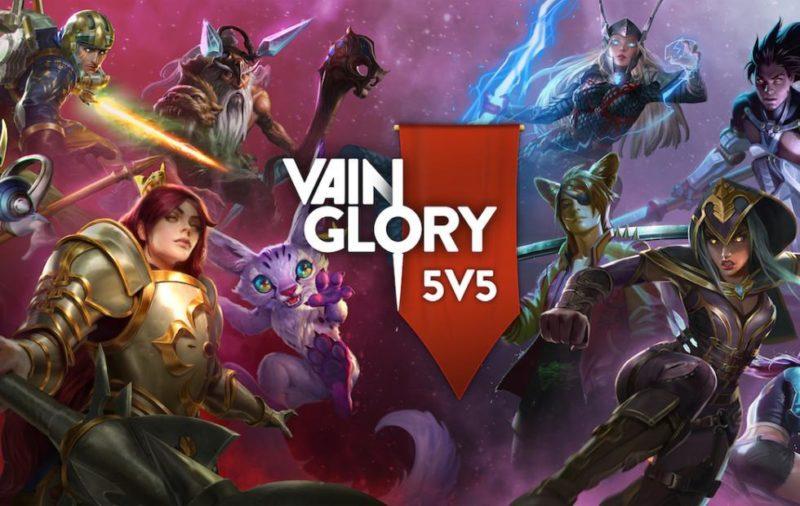 Vainglory 5V5 Mod Apk + Data 4.13.2 (Unlimited Money) Latest Version Download