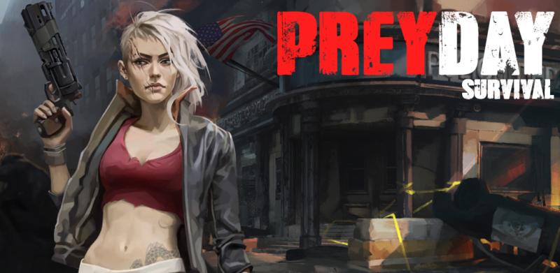 Prey Day: Survival 1.128 Mod Apk + Data (Money) Latest Version Download