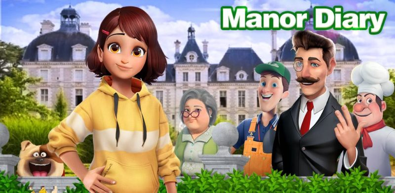 Manor Diary 0.34.2 Mod Apk (Unlimited Coins/Keys) Latest hack Download