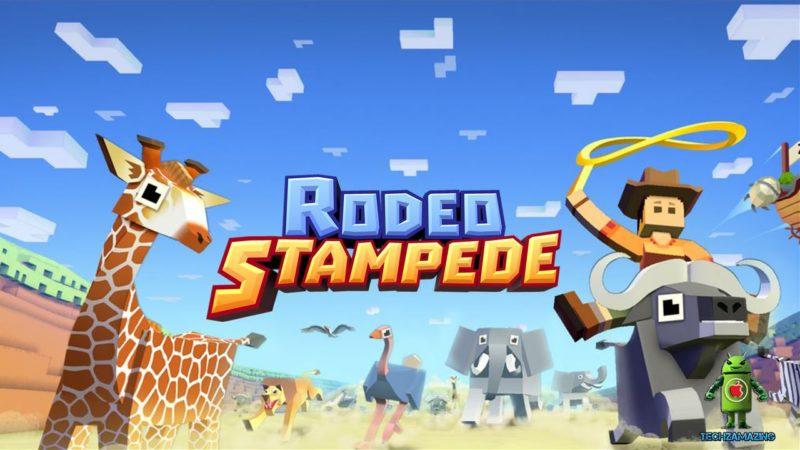 Rodeo Stampede 1.24.1 Mod Apk (Unlimited Money) Latest Version Download
