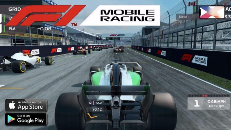 F1 Mobile Racing 2.3.14 Mod Apk + Data (Unlimited Money) Latest Version Download