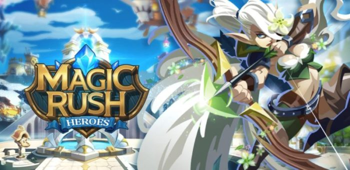 Magic Rush: Heroes 1.1.271 Mod Apk (Unlimited Money) Latest Version Download