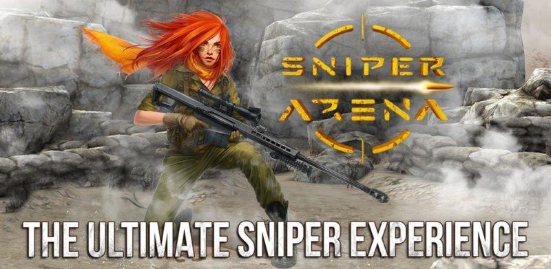 Sniper Arena 1.3.2 Mod Apk (Unlimited Money) Latest Version Download