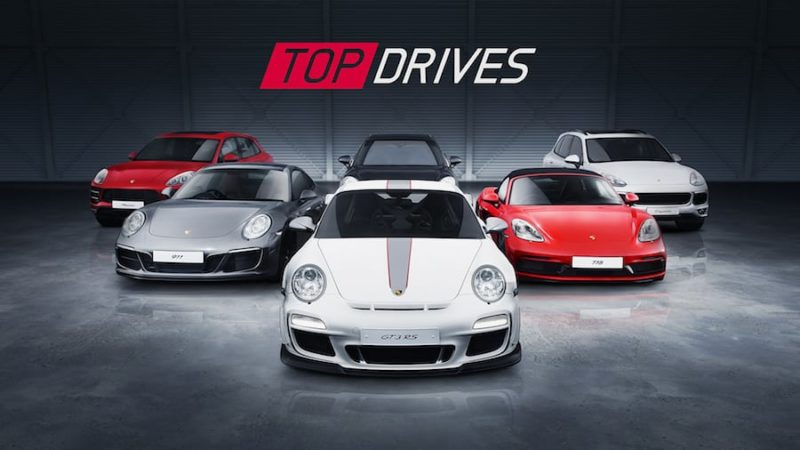 Top Drives Mod Apk + Data 13.10.00.12308 (Unlimited Everything) Latest Version Download