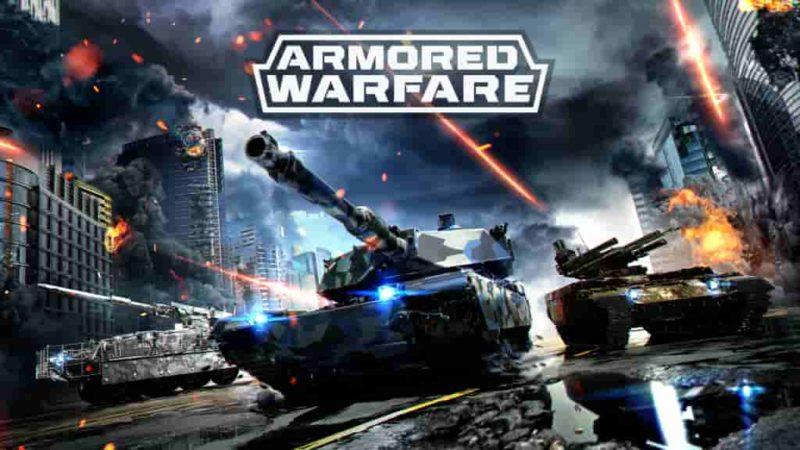 Armored Warfare: Assault 1.7.8 Mod Apk + Data (Unlimited Money) Latest Version Download