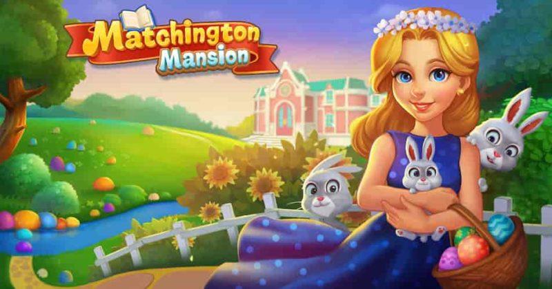 Matchington Mansion 1.75.0 Mod Apk + Data (Unlimited Coins/Live) Latest Version Download