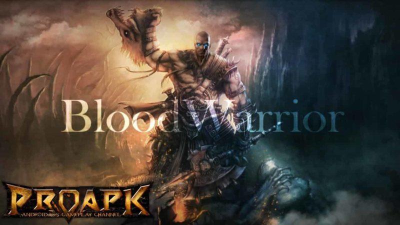 BloodWarrior 1.7.0 Mod Apk + Data (Unlimited Money) Latest Version Download