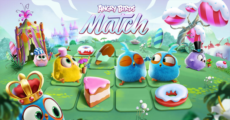 Angry Birds Match 4.4.0 Mod Apk (Unlimited Coins/Gems) Latest Version Download