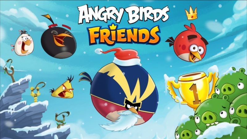 Angry Birds Friends 9.4.0 Mod Apk (Unlimited Everything) Latest Version Download