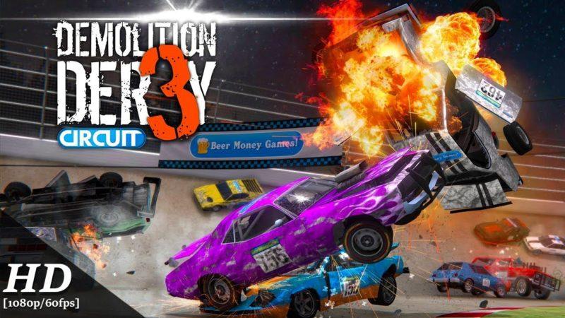Demolition Derby 2 1.3.60 Mod Apk (Unlimited Money) Latest Version Download