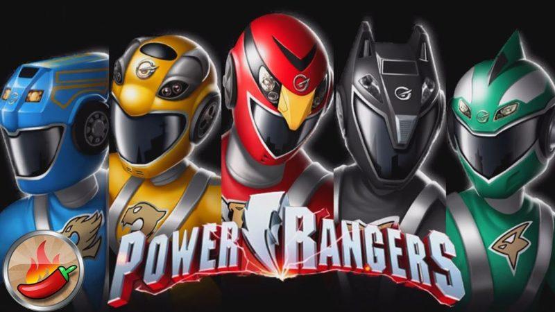 Power Rangers: All Stars 1.0.5 Mod Apk (Unlimited Money) Download