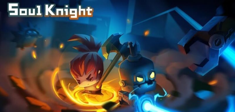 Soul Knight 2.7.3 Mod Apk (Unlimited Energy,Shopping) Latest Version Download