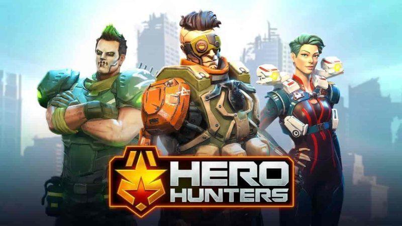 Hero Hunters Mod Apk 4.9.1 (Unlimited Money) Latest Version Download