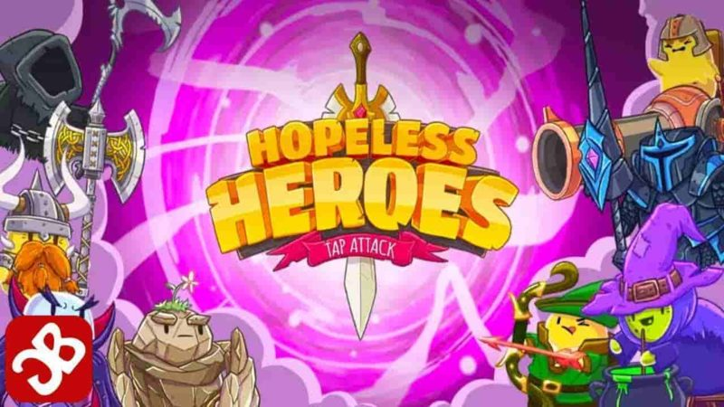 Hopeless Heroes 2.0.16 Mod Apk (Unlimited Money) Latest Version Download