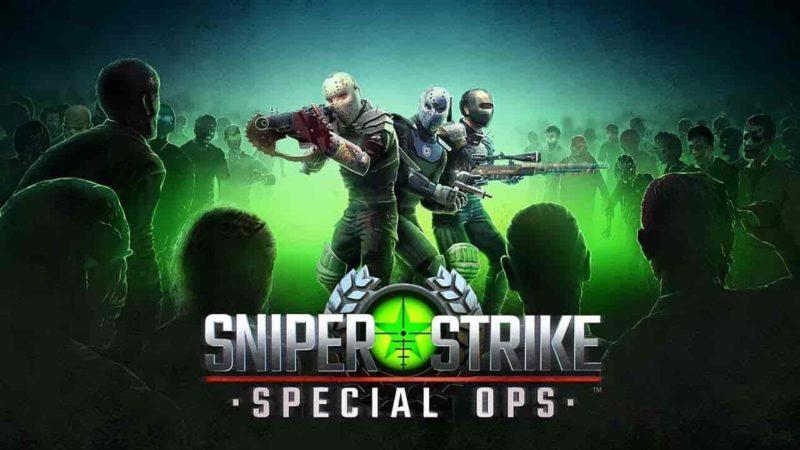 Sniper Strike : Special Ops 500067 Mod Apk (Unlimited Money) Latest Version Download