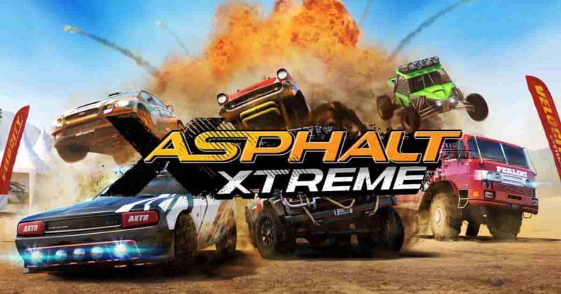 Asphalt Xtreme 1.9.1c Mod Apk + Data (Unlimited Money) Latest Version Download