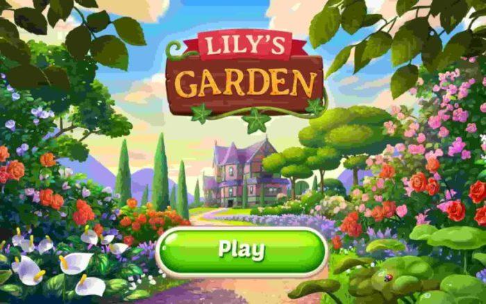 Lily's Garden 1.87.3 Mod Apk (Unlimited Money) Latest Version Download