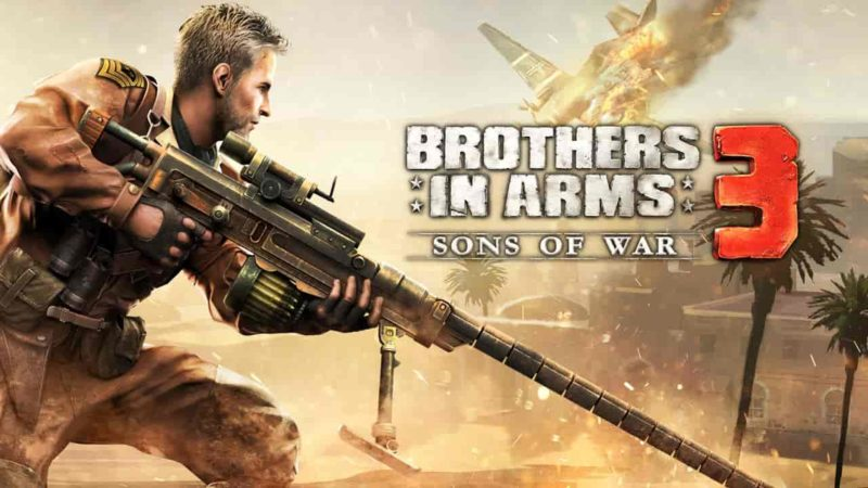 Brothers in Arms 3 Mod Apk + Data 1.4.9a (Unlimited Everything) Latest Version Download