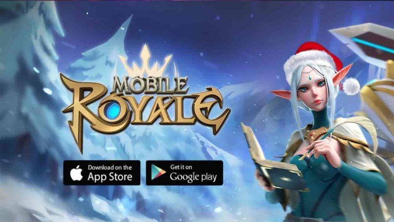 Mobile Royale Mod Apk + Data 1.18.0 (Unlimited Money) Latest Download