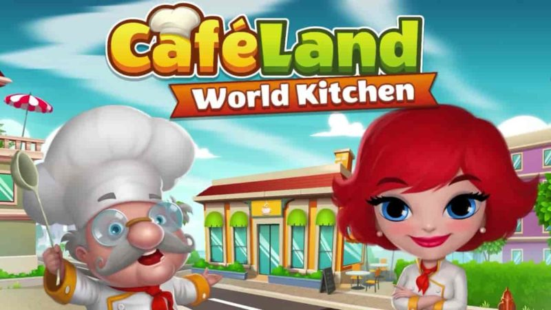 Cafeland – World Kitchen 2.0.26 Mod Apk (Unlimited Money) Latest Version Download