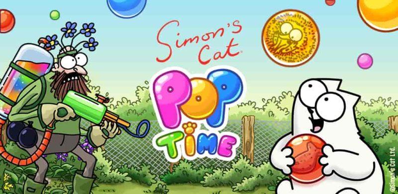 Simon's Cat – Pop Time 1.26.6 Mod Apk (Health/Booster) Latest Download