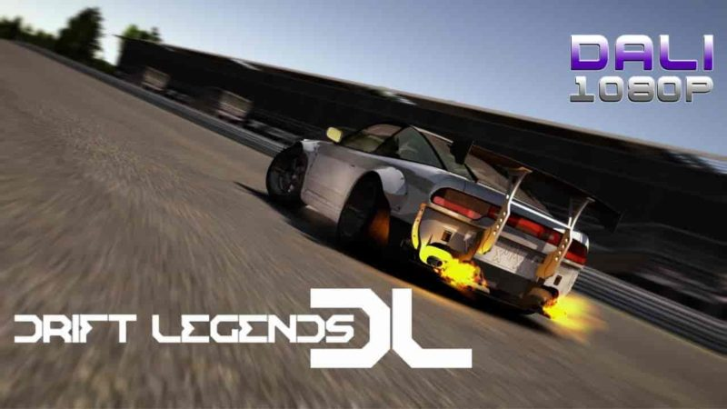 Drift Legends 1.9.6 Mod Apk + Data (Unlimited Money) Latest Version Download
