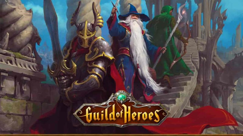 Guild of Heroes 1.106.3 Mod Apk (Free Shopping) Latest Version Download
