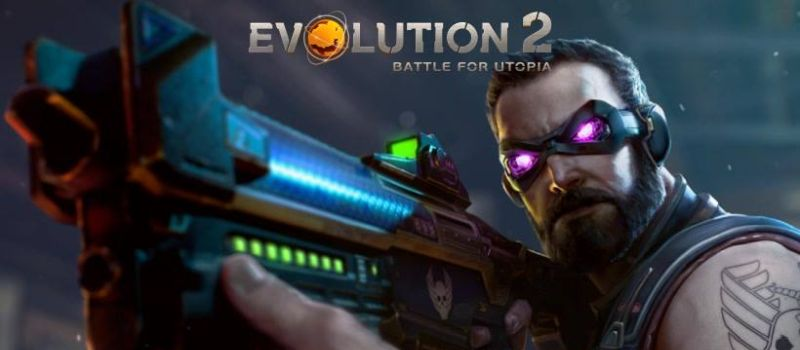 Evolution 2: Battle for Utopia 0.625.82908 Mod Apk + Data (Ammo) Latest Download