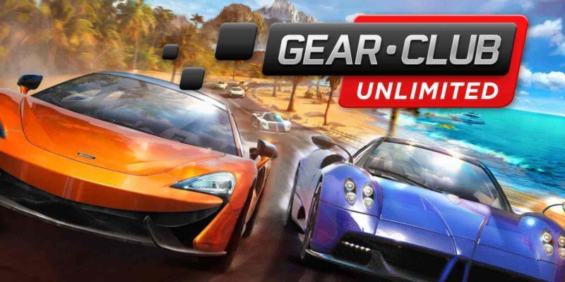 Gear.Club 1.26.0 Mod Apk + Data (Unlimited Money) Latest Version Download