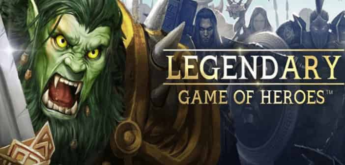Legendary: Game of Heroes 1.12.0 Mod Apk (Unlimited Diamonds) Latest Version Download