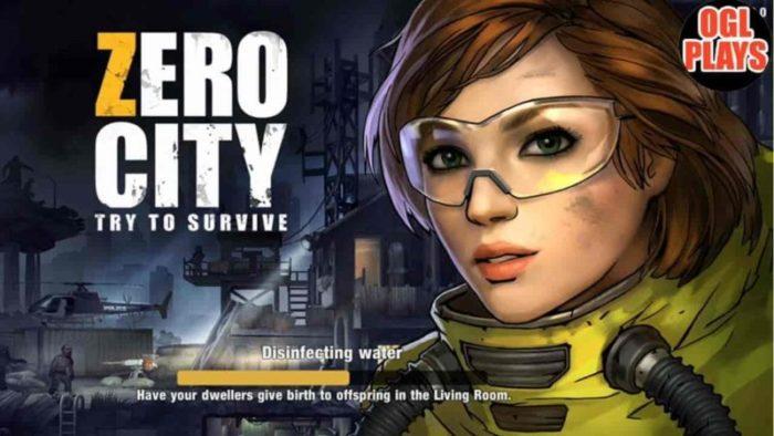 Zero City: Zombie Shelter Survival 1.21.1 Mod Apk (Unlimited Coins) Latest Download