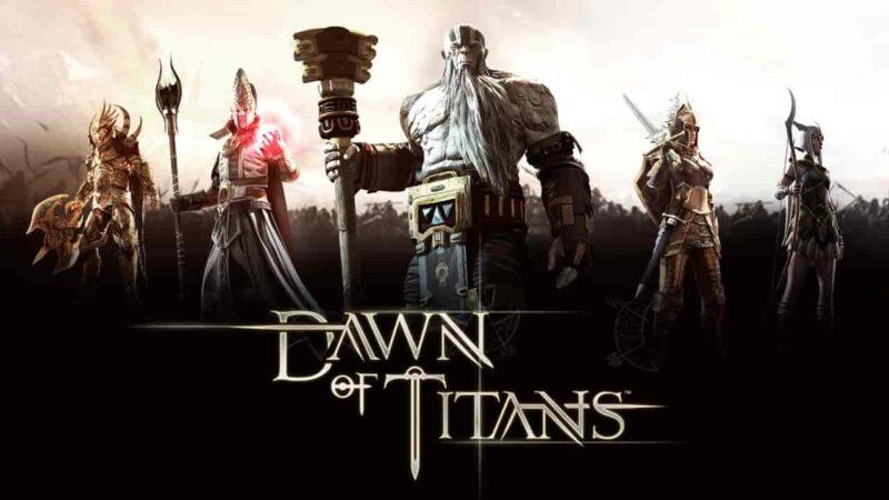 Dawn of Titans 1.33.0 Mod Apk + Data (Free Shopping) Latest Version Download
