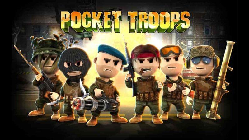 Pocket Troops 1.39.1 Mod Apk + Data (Unlimited Money) Latest Version Download