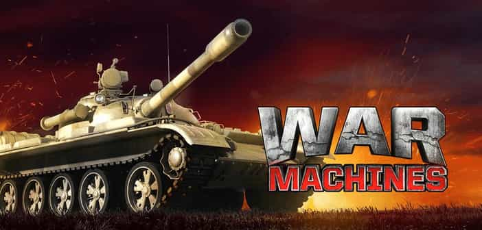 War Machines 5.13.0 Mod Apk (Unlimited Money) Latest Version Download