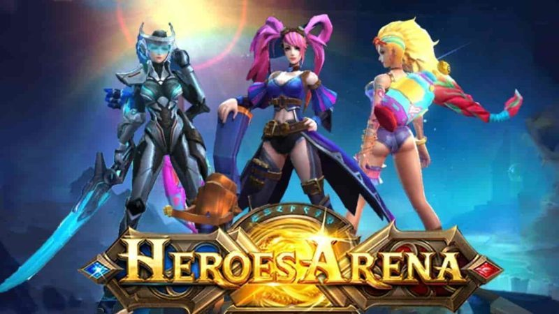 Heroes Arena 2.2.47 Mod Apk (Unlimited Money) Latest Version Download