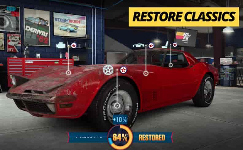 CSR Racing 2 3.0.3 Mod Apk + Data (Unlimited Money) Latest Download