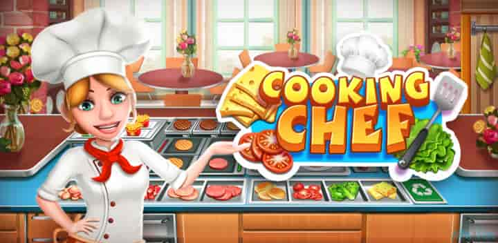 Cooking Chef 10.8.3968 Mod Apk (Unlimited Dollar) Latest Version Download