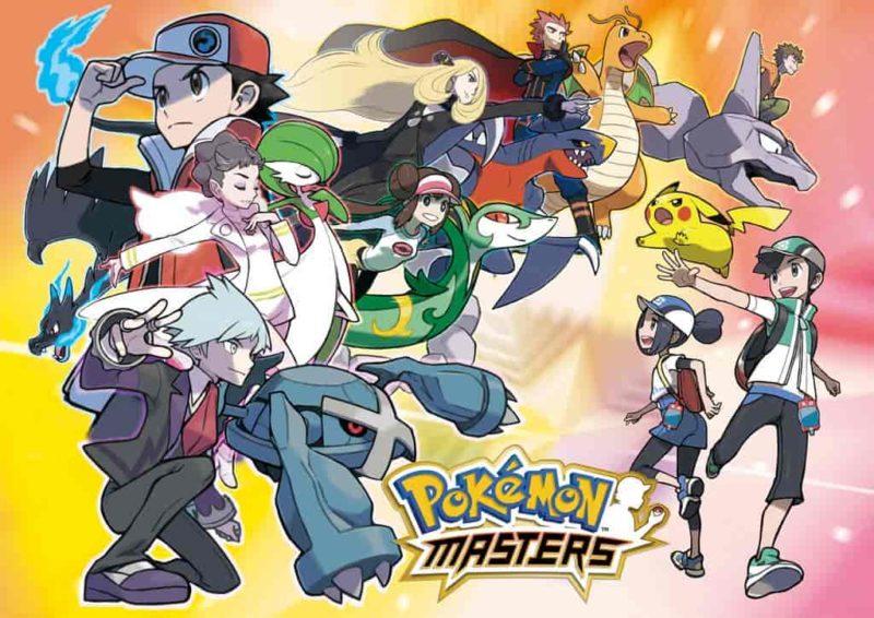 Pokémon Masters Mod Apk v1.0.0 (Unlimited Coins) Latest Version Download