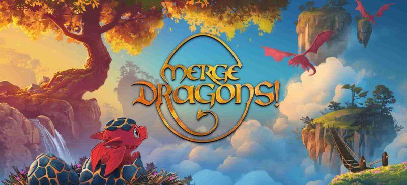 Merge Dragons! 3.28.0 Mod Apk (Free Shopping) Latest Version Download