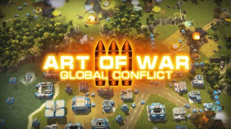 Art Of War 3 Modern PvP RTS 1.0.87 Mod Apk (Unlimited Gold) Latest Version Download