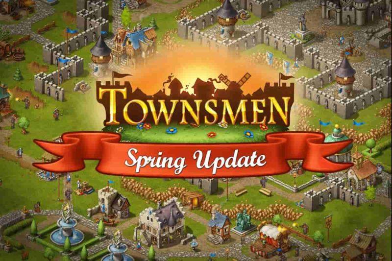 Townsmen 1.14.1 Mod Apk (Unlimited Prestiges, Coins) Latest Version Download
