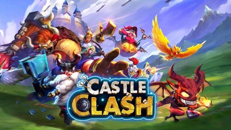 Castle Clash Mod Apk + Data 1.6.61 (Unlimited Gems) Latest Version Download