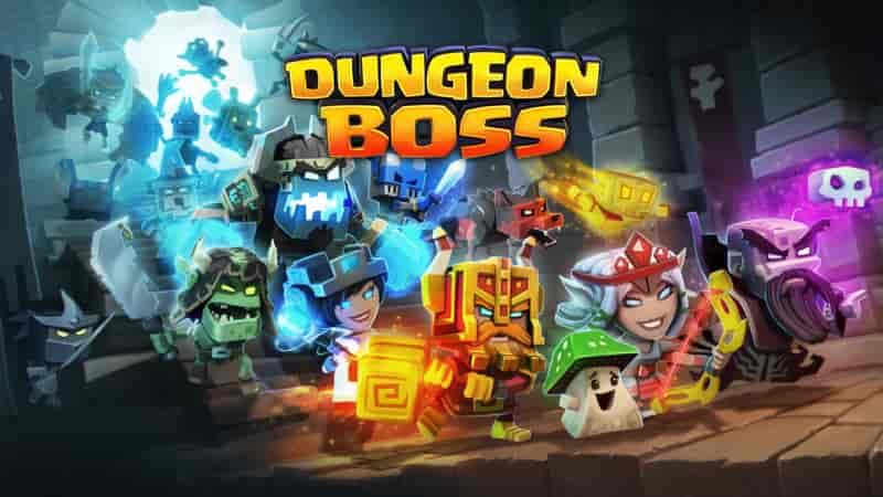 Dungeon Boss 0.5.12464 Mod Apk (Unlimited Money) Latest Version Download